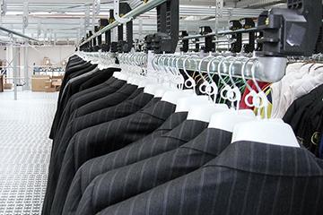 Logistica Abbigliamento